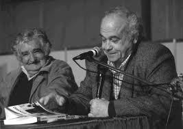 PEPE MUJICA Y ELEUTERIO FERNANDEZ HUIDOBRO